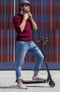 E Scooter kaufen mit Zulassung